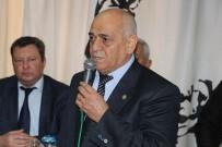 YAKUP YıLMAZ - Kula Ziraat Odasında Nuri Topal Yeniden Başkan Seçildi