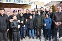 BOZÜYÜK BELEDİYESİ - 'Sabah Namazı Buluşmaları' Mehmetçik Camii'nde Devam Etti