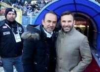 ÖZGÜR YANKAYA - Spor Toto Süper Lig Açıklaması BB Erzurumspor Açıklaması 0 - Çaykur Rizespor  Açıklaması 0 (İlk Yarı)
