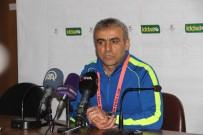 ÜMİT ÖZAT - Tetiş Yapı Elazığspor-Giresunspor Maçının Ardından