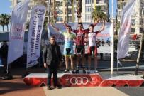 ÇATALHÖYÜK - Türkiye Bisiklet Şampiyonası 1. Etap Yarışları Sona Erdi