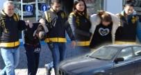 BÖLCEK - Aksaray'da 2 Hırsız Şüphelisi Operasyonla Yakalandı