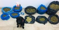 Amasya'da Uyuşturucu Operasyonu Açıklaması 16,3 Kilo Uyuşturucu Ele Geçildi