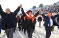 Başkan Çerçioğlu, Yenipazar Deve Güreşlerini İzledi
