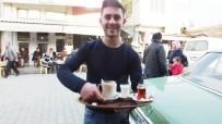 Burhaniye'de Vatandaşlar Çay Yerine Süt İçmeye Başladı