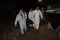 Çanakkale'de Derede Bulunan Araçtan 3 Gencin Cenazesi Çıktı