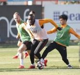 FLORYA - Galatasaray Kupa Mesaisinde