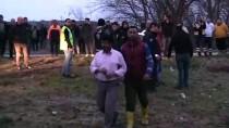 GÜNCELLEME 2- Çanakkale'de Otomobilin Derede Kaybolması