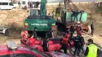 GÜNCELLEME - Çanakkale'de Otomobilin Derede Kaybolması