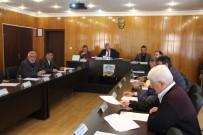 ZEKERIYA KARAYOL - İncesu Belediyesi Şubat Ayı Meclis Toplantısı Yapıldı