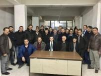 İYİ Parti Yomra Belediye Başkan Adayı Bıyık Açıklaması 'Mahallelerimize Sahip Çıkılmıyor'