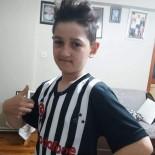 MEHMET ALI ÖZTÜRK - Kazada Yaralanan 10 Yaşındaki Çocuk Hayata Tutunamadı
