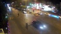 DİKKATSİZLİK - Kırıkkale'deki Trafik Kazaları KGYS Kameralarında