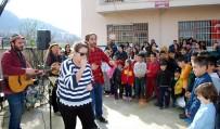 DUVARA KARŞı - Manisa'da 'JES'lere Hayır' Şenliği