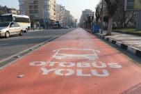 TERCİHLİ YOL - Manisa'nın Yolları Elektrikli Otobüsler İçin Hazırlanıyor