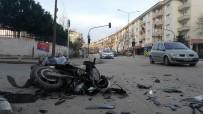 POLİS İMDAT - Motosiklet Sürücüsü Ölümden Döndü...Vicdansız Sürücü Aranıyor