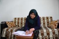 (Özel) 88 Yaşındaki Kadının Okuma-Yazma Öğrenme Azmi