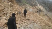 Sason'da Grup Köy Yolu Son 10 Günde 5 Kez Heyelan Nedeniyle Ulaşıma Kapandı