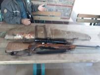 Suçüstü Yakalanan Kaçak Avcılara 5 Bin Lira Para Cezası