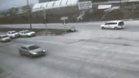 KIRMIZI IŞIK - Trafik Kazaları KGYS Kameralarına Yansıdı