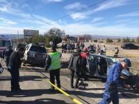 Uşak'ta Ki Trafik Kazasında Ölenlerin Sayısı 4'E Yükseldi