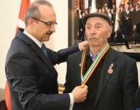 GÜMÜŞKAYA - 66 Yıl Sonra Gelen Madalya