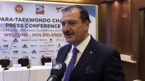 TEKVANDO - Antalya, Tekvandoda Üç Büyük Turnuvaya Ev Sahipliği Yapacak