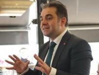 BAYRAMPAŞA DEVLET HASTANESİ - Avcılar Adayı İbrahim Ulusoy: Avcılar'da vatandaşın hayat kalitesi artacak