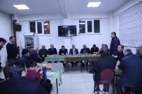 HALITPAŞA - Başkan Başsoy Geçit Beldesi'nde Ziyaretlerde Bulundu
