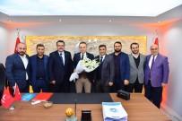NECMETTİN ERBAKAN - Başkan Genç'ten Saadet Partisi'ne Ziyaret