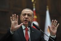 GÜVENLİ BÖLGE - Cumhurbaşkanı Erdoğan Açıklaması 'Yaptırım Listesi Dahil Hiçbir Tehdit Bizi Bu Yoldan Geri Çeviremez'