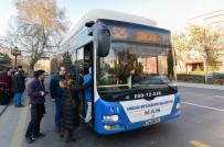DEVLET PERSONEL BAŞKANLıĞı - EGO Otobüsleri Ve Raylı Sistemlerde Geçtiğimiz Yıl 354 Milyonun Üstünde Yolcu Taşındı