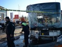 Eskişehir'de halk otobüsü tırla çarpıştı! Ölü ve yaralılar var