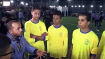 PSİKOLOJİK DESTEK - Gazze'deki Kanserli Çocuklar Futbolla Hastalığa Meydan Okuyor