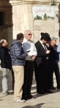 İŞGAL - İsrail Tarım Bakanından Mescid-İ Aksa'ya Baskın