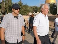 ARBEDE - İsrailli bakandan Mescid-İ Aksa'ya baskın