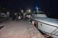 İzmir Dikili'de 38 Düzensiz Göçmen Yakalandı