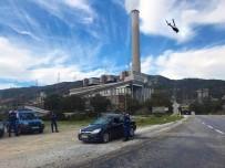 TRAFİK DENETİMİ - Jandarma Havadan-Karadan Trafik Denetledi