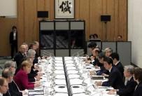 ÇIN HALK CUMHURIYETI - Japonya Ve Almanya'dan Dünya Ticaret Örgütü Konusunda İş Birliği