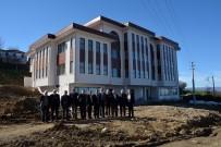 Kabadüz Belediyesi Hizmet Binası Ve Kültür Merkezi Mart Ayında Hizmet Vermeye Başlayacak