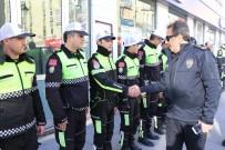 MEHMET UZUN - Karabük'te Polisler Kan Vermek İçin Sıraya Girdi