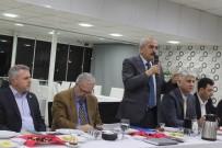 HAKKı KÖYLÜ - Kastamonu'da Ekonomi Zirvesi Toplantısı Gerçekleştirildi