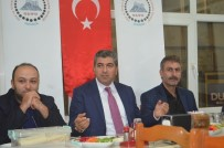 ÖZGÜR YANKAYA - Oltu Ve Yöresi Kültür Yardımlaşma Ve Dayanışma Derneği Başkanı Hakan Demir'den TFF Yönetimine Sert Tepki