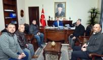 OYLUM - Oylum Mahallesi Sakinleri Vali Soytürk'ten Yardım İstedi