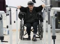 PSİKOLOJİK DESTEK - (Özel) Psikolojik Travma Nedeniyle 23 Yıldır Yürüyemeyen Yaşlı Adam İlk Adımlarını Attı