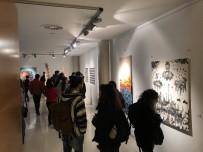 İSPANYOLCA - SAÜ'lü Sanatçıların Eserlerinin Bulunduğu Sergi İspanya'da Açıldı
