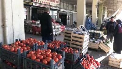 'Sebze fiyatları artık normal seviyelerine iniyor'