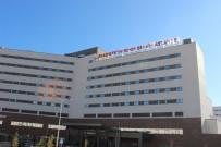 KAHRAMANLıK - Şehir Hastanesinin 'Fethi Sekin'  Tabelası Asıldı