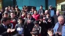 VODAFONE ARENA - Siirtli Çocuklar Beşiktaş Maçını İzleyecek