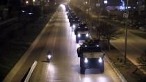 ÖNCÜPINAR - Suriye Sınırına Sevk Edilen Komandolar Kilis'e Ulaştı